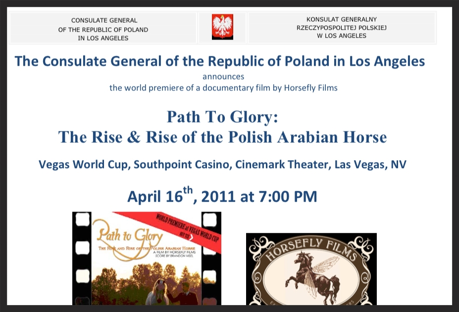 THE CONSULATE GENERAL OF THE REPUBLIC OF POLAND: Announcement