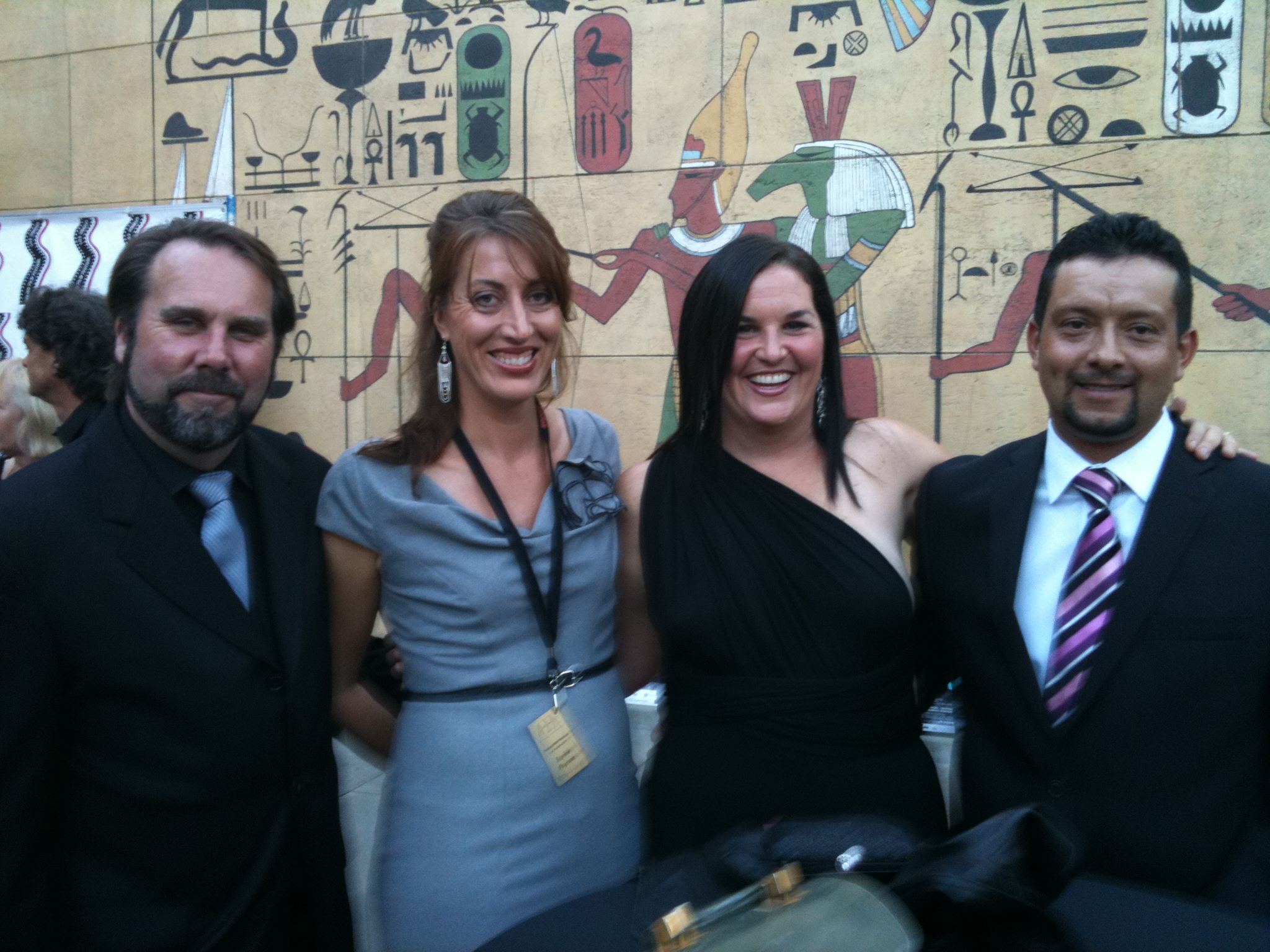 Special Screening of Path to Glory at the Polish Film Festival at the Egyptian Theater, Los Angeles