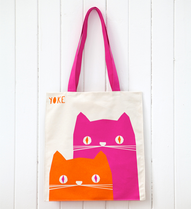 Ronnie & Frank tote bag – Mark McConnell