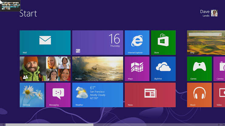 Windows 8.1 Quick Guide
