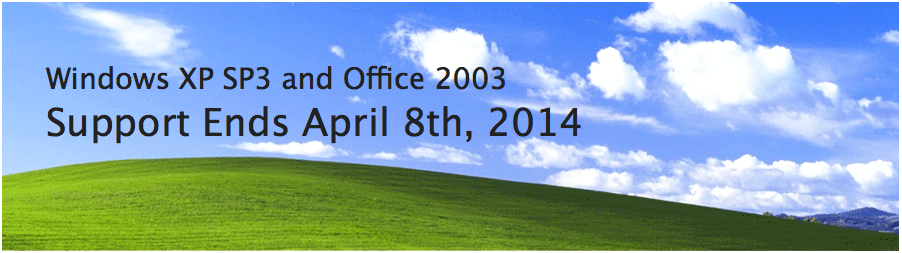 Microsoft Ends Support for XP