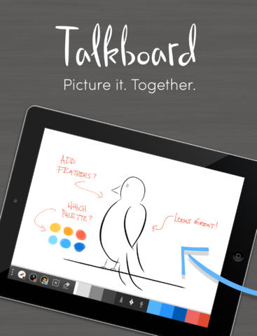 Talkboard App