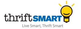 ThriftSmart--Live Smart, Thrift Smart