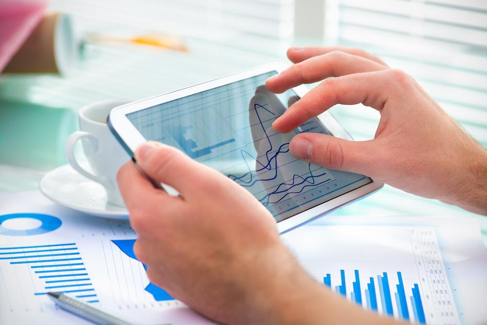 Assessing Data on Tablet