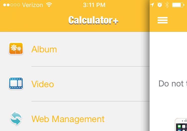 Calculator+ File Vault