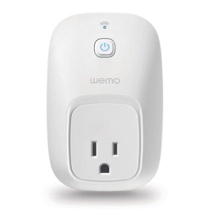 Belkin's WeMo Smart Plug