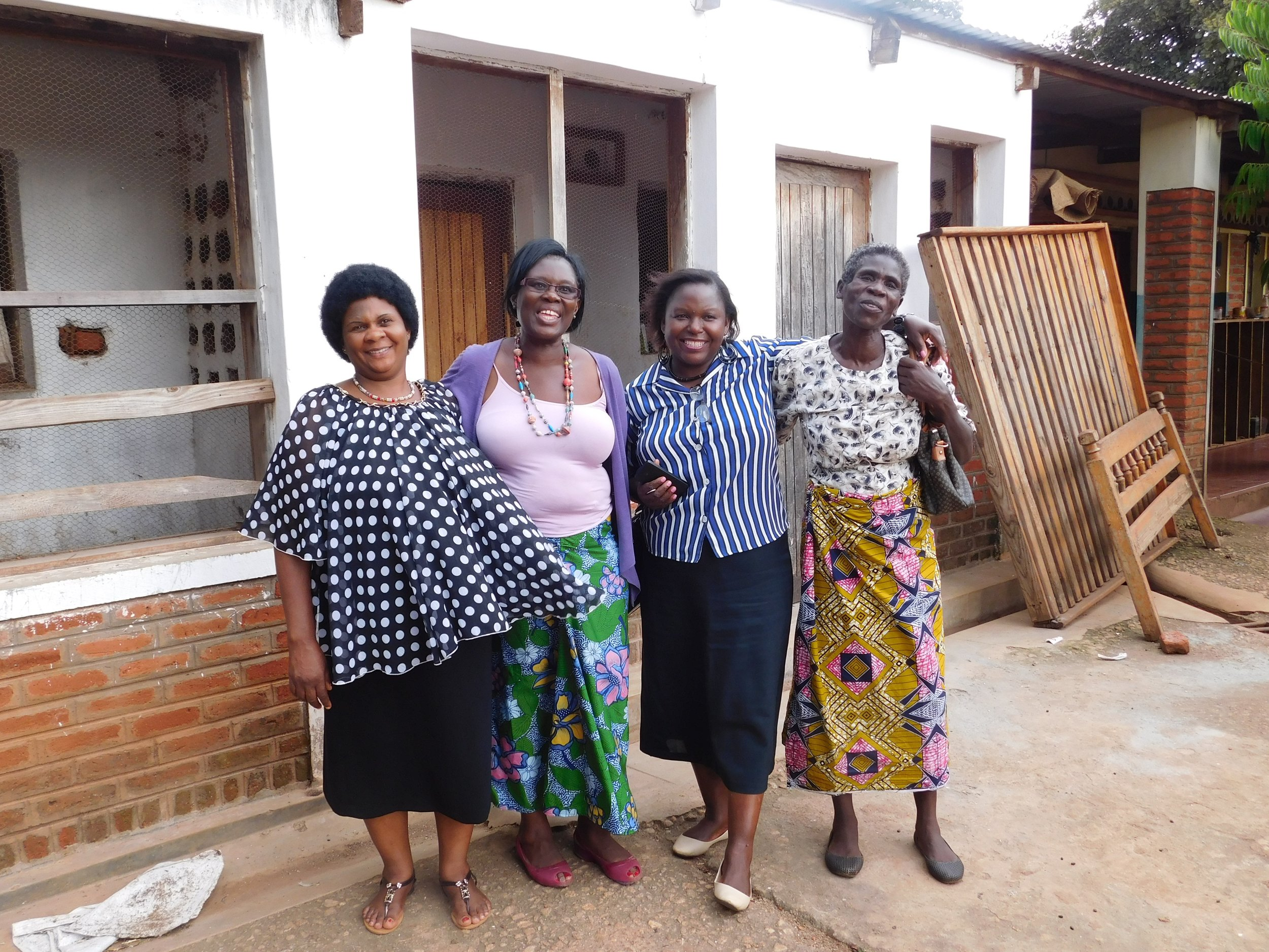 The women of Chitiipi COMSIP. Chitipi COMSIP is a women-led farm cooperative providing financial production resources to farmers so that they can gain financial independence, social capital, and the confidence to know they can succeed. Its founder, Barbara Banda, attended two sessions of Flame Tree Initiative's Development Entrepreneur Lab in 2015 and 2016.