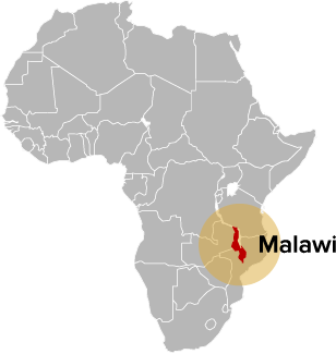 Malawi is often called the Warm Heart of Africa for the kindness of its people