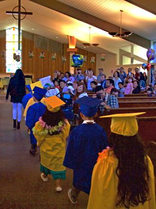 May 29, 2015 Pre-K Graduation