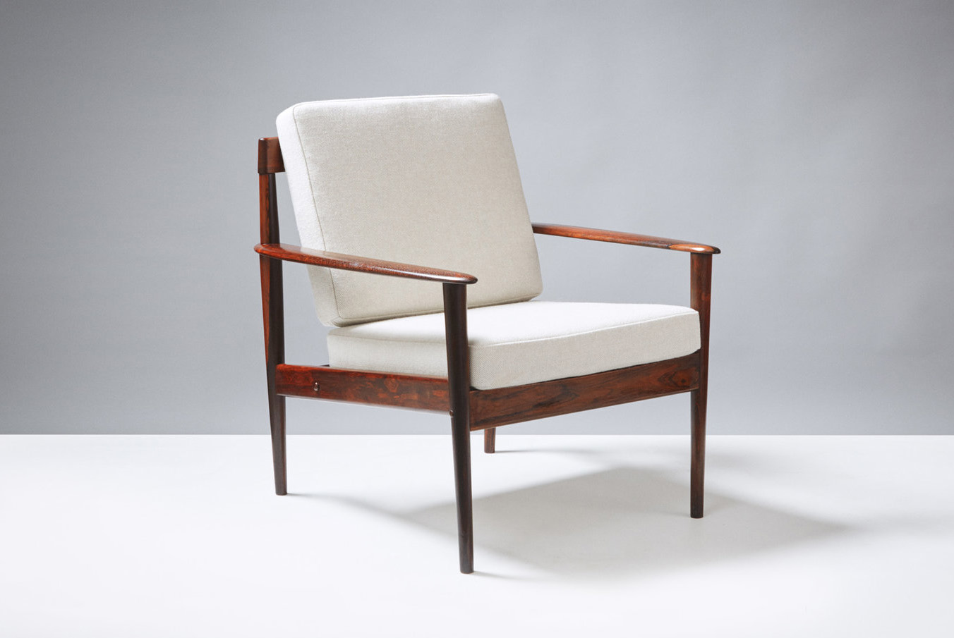Grete Jalk  Lounge Chair, Rosewood