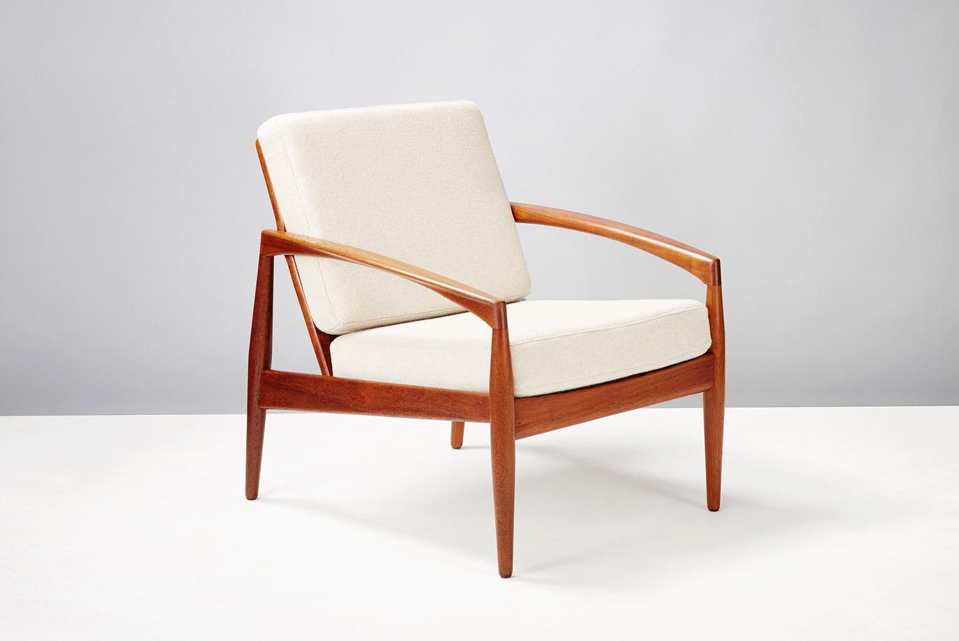 Kai Kristiansen  Paper Knife Chair, Teak