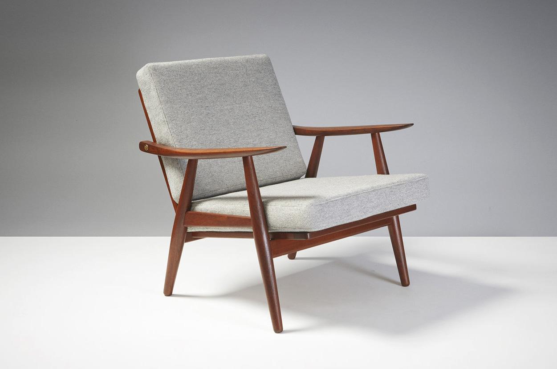 Hans Wegner  GE-270 Chair, Teak
