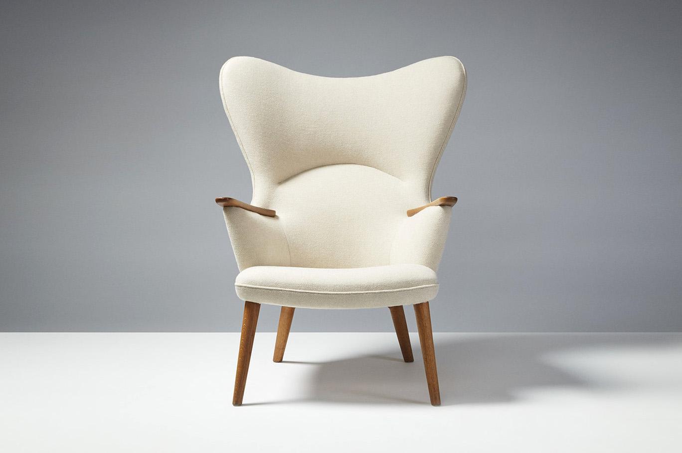 Hans Wegner  AP-28 Chair, Oak