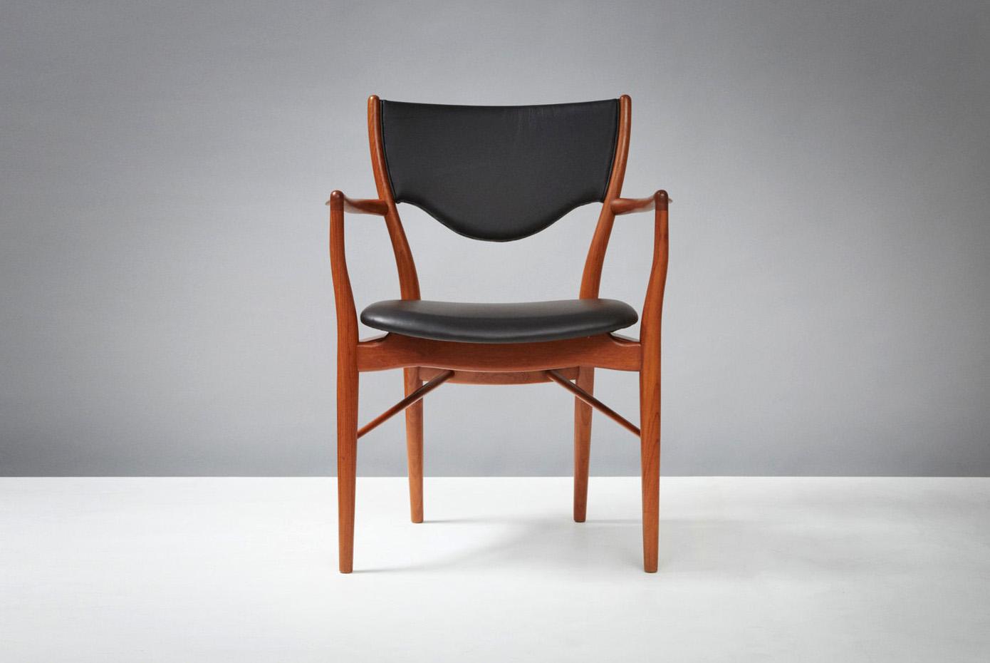 Finn Juhl  BO-76 Chair, Teak