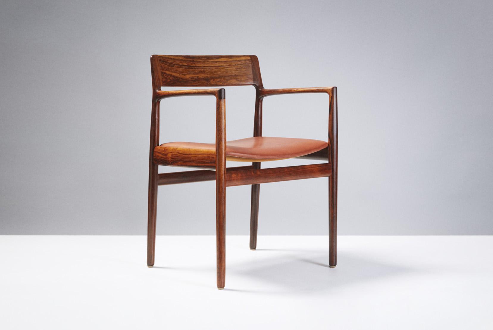 Johannes Norgaard  Chair, Rosewood