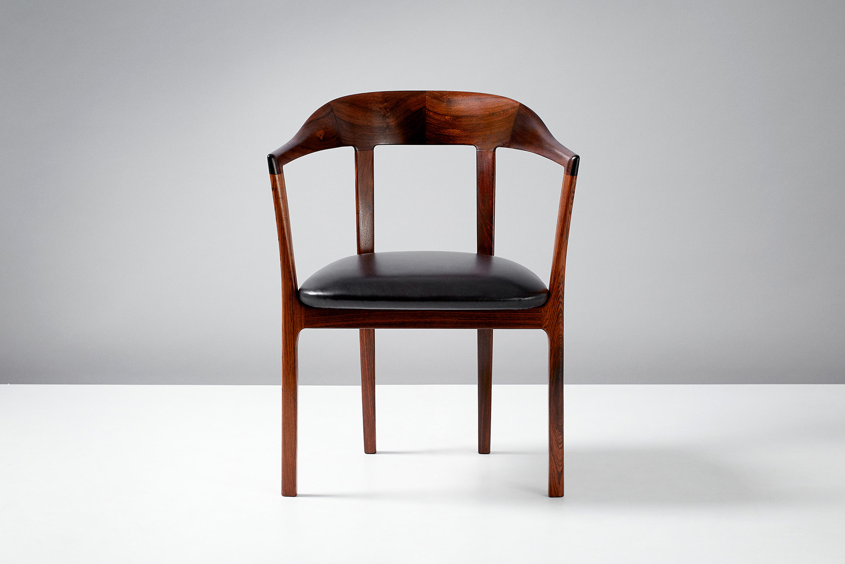 Ole Wanscher 1958 Chair, Rosewood