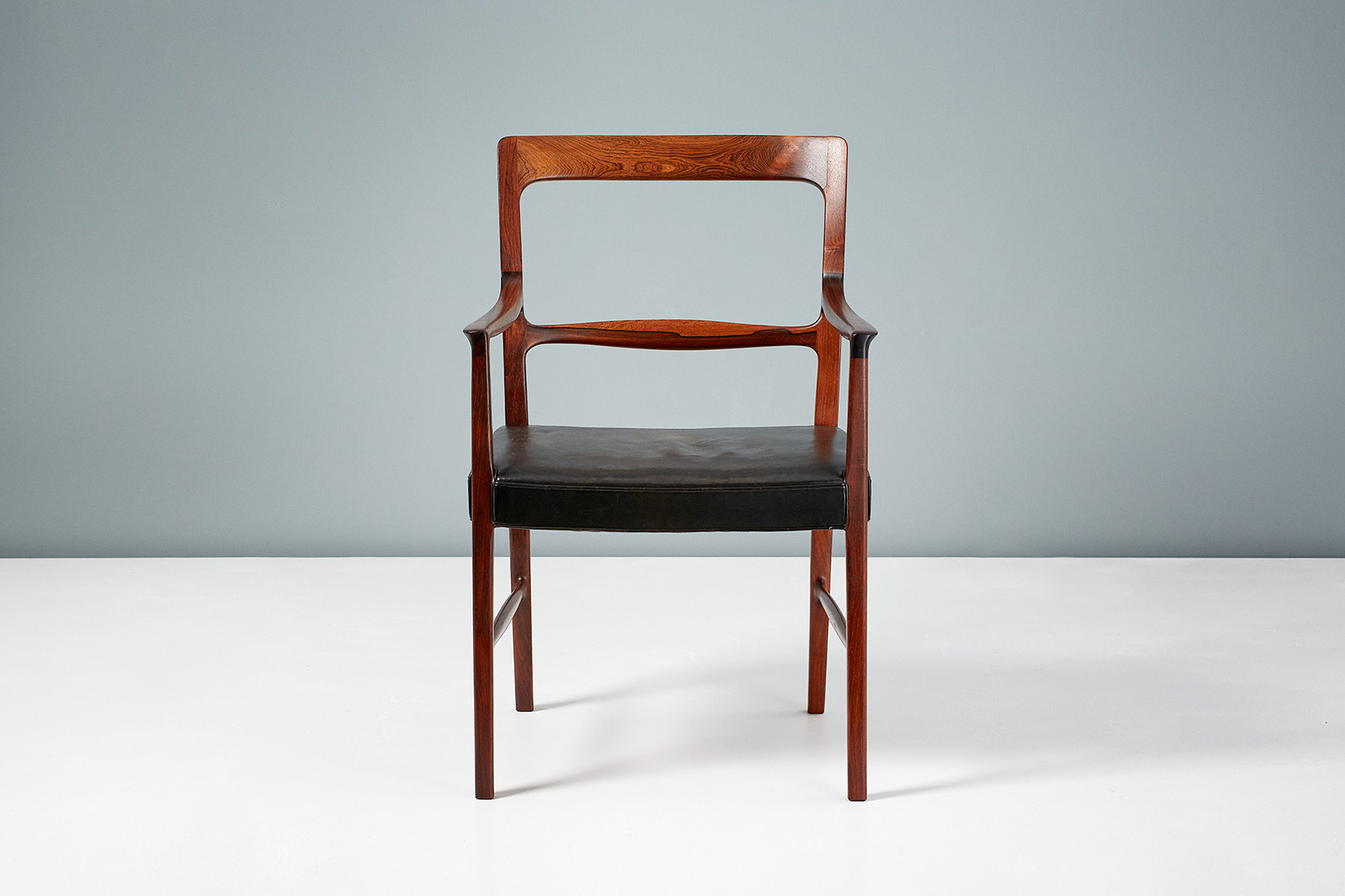 Ole Wansche r 1954 Armchair, Rosewood