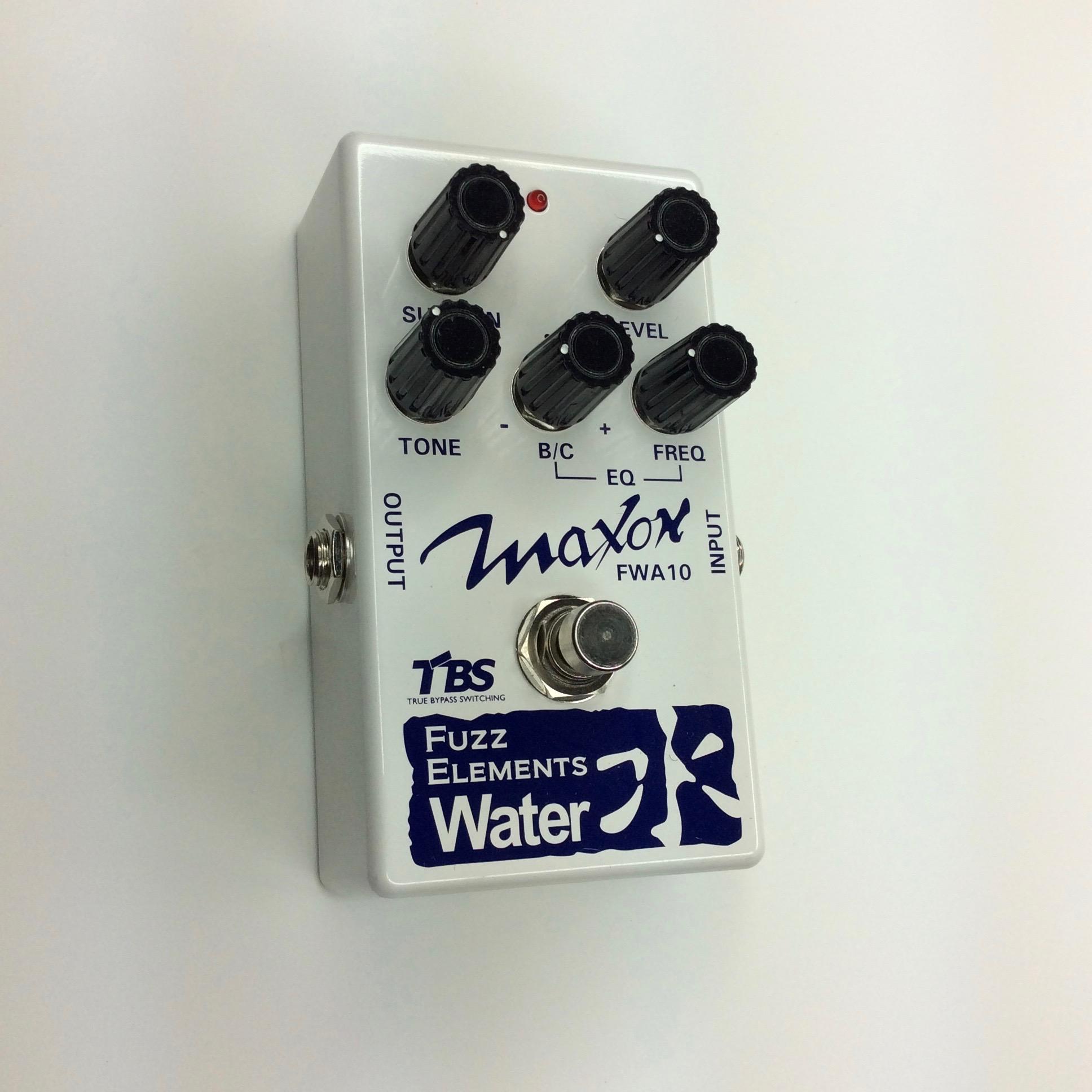 Fuzz Elements Water  Make: Maxon