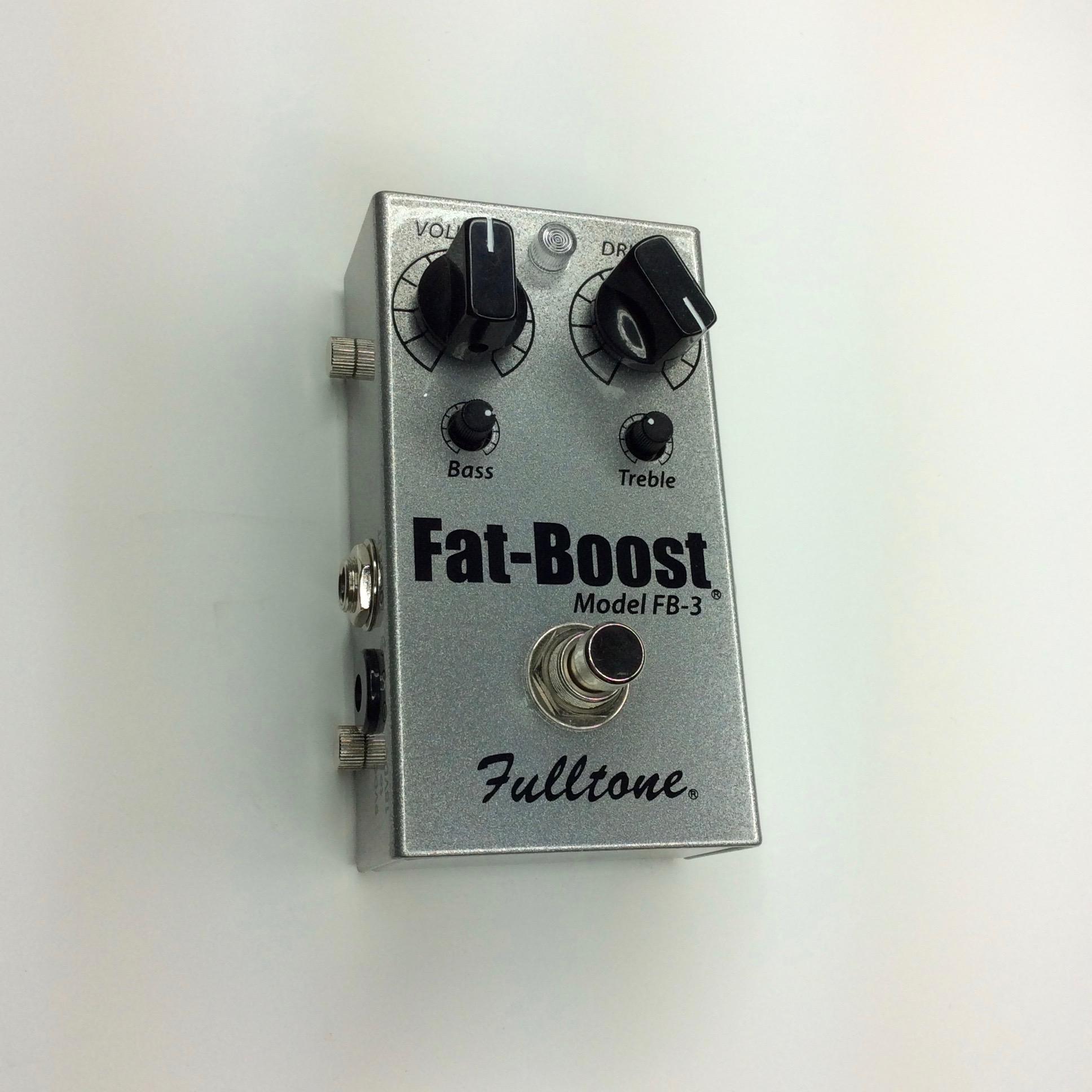 Fat-Boost Model FB-3  Make: Fulltone