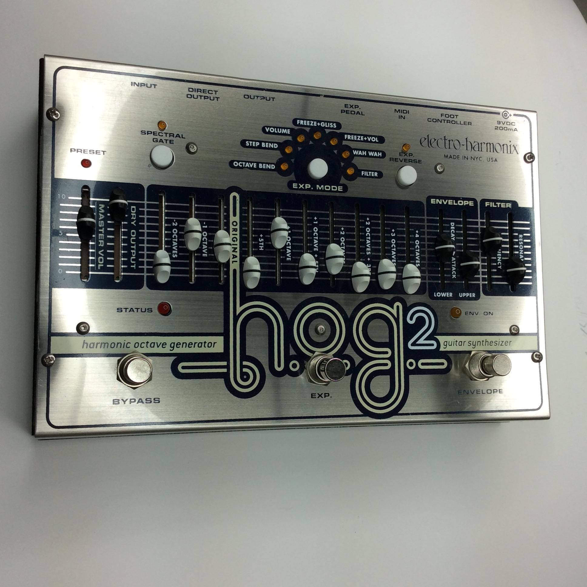 Harmonic Octave Generator 2  Make: electro-harmonix