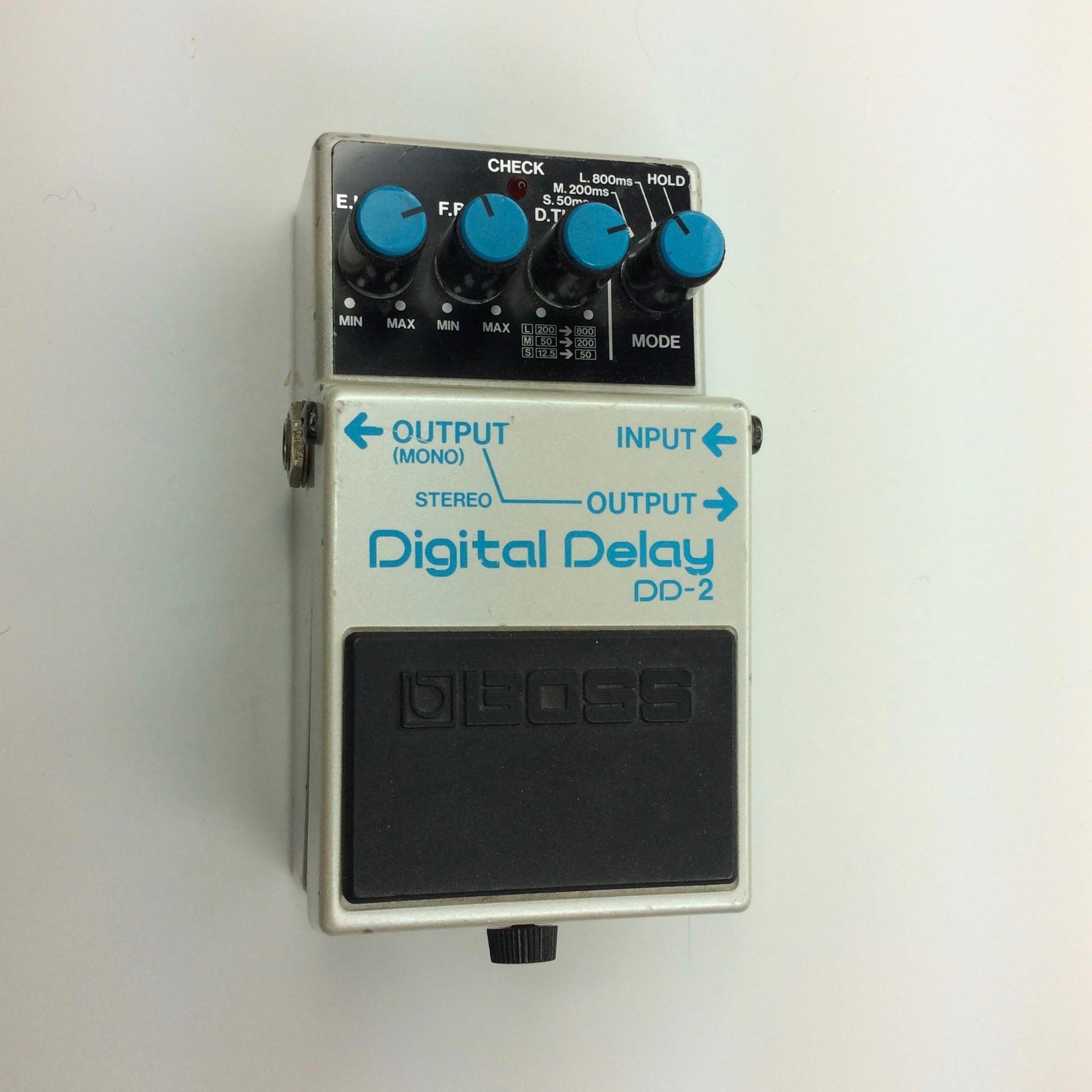 DD-2 Digital Delay  Make: BOSS