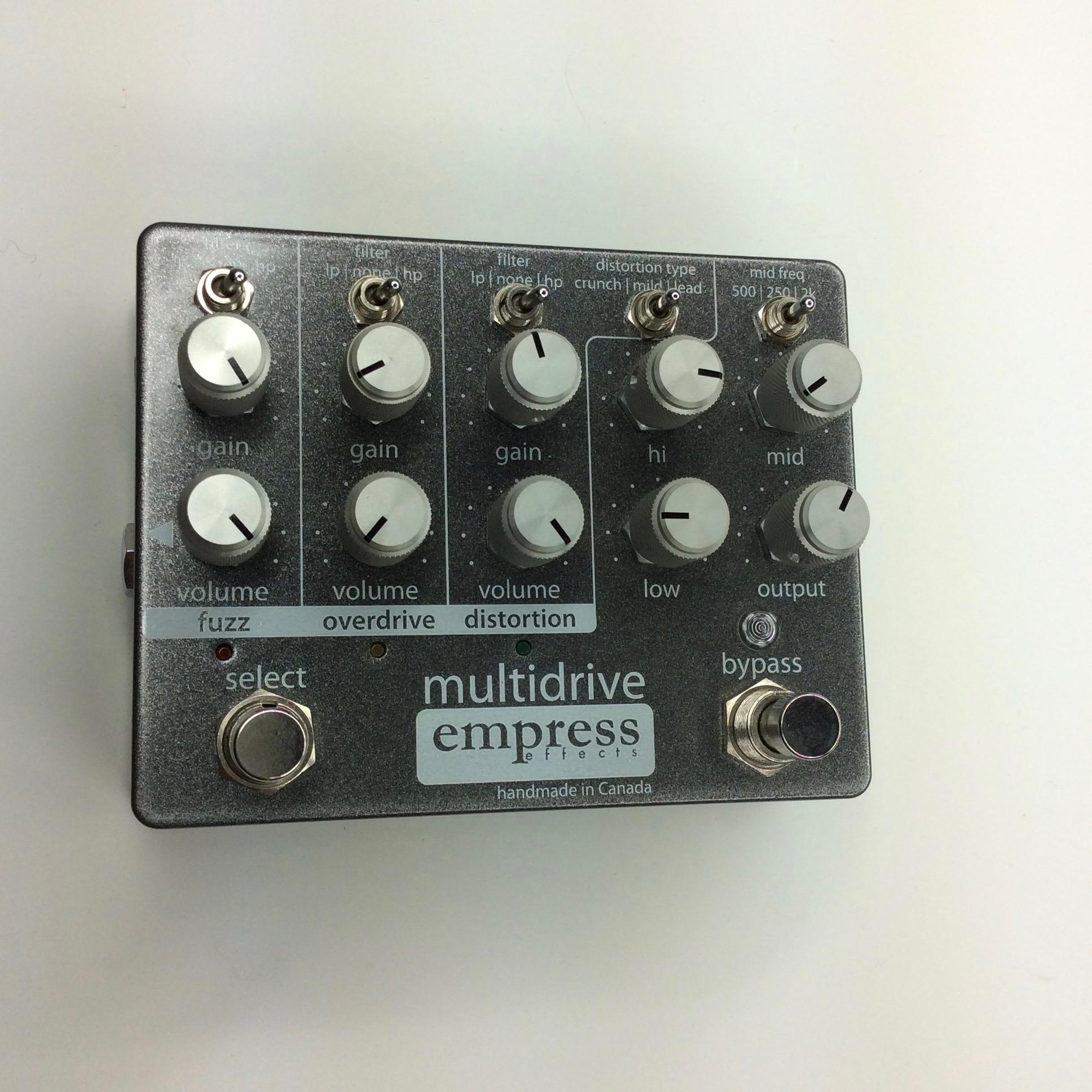 Multidrive  Make: empress
