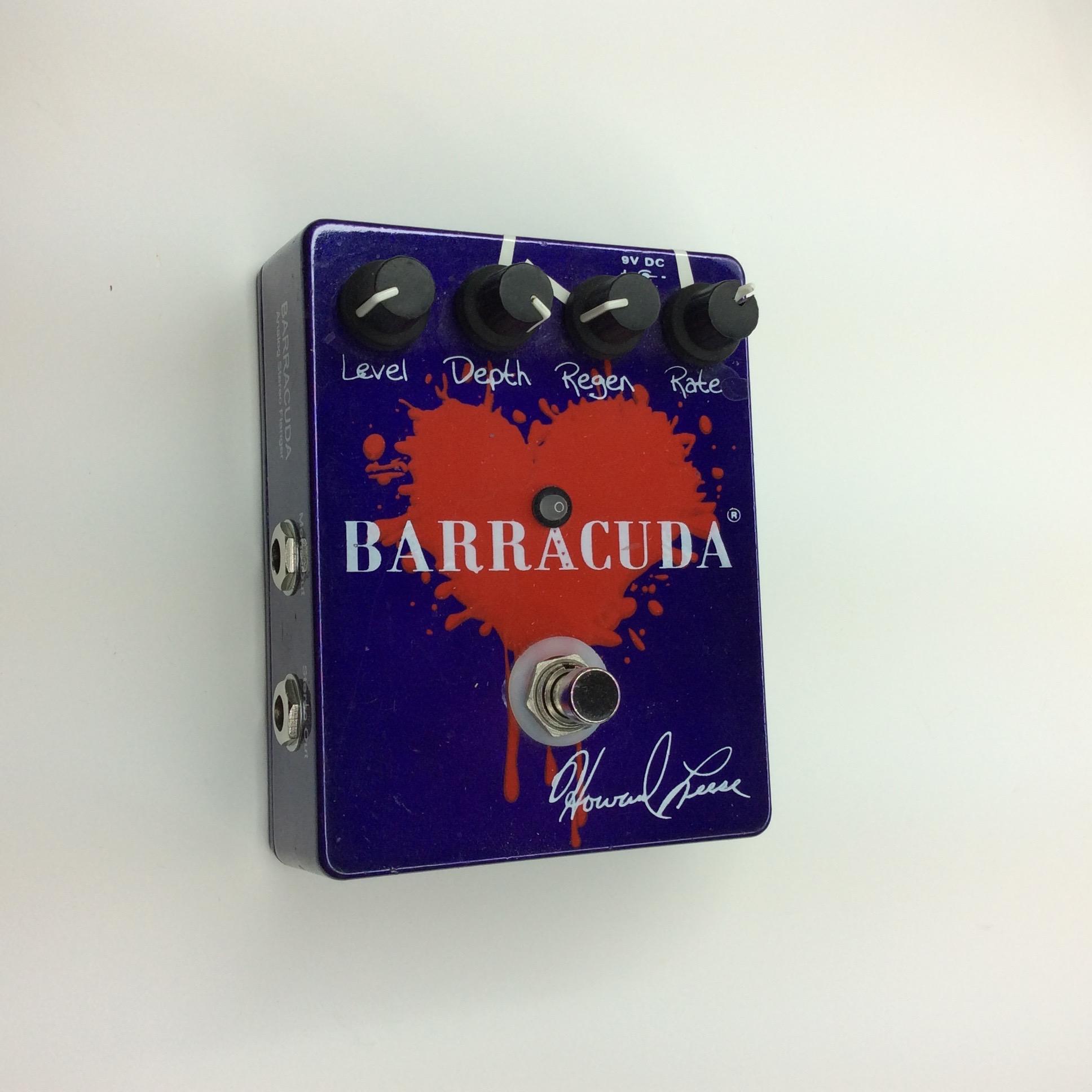 Barracuda  Make: