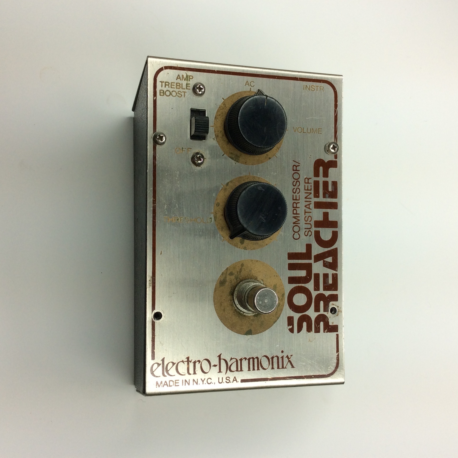 Soul Preacher  Make: electro-harmonix
