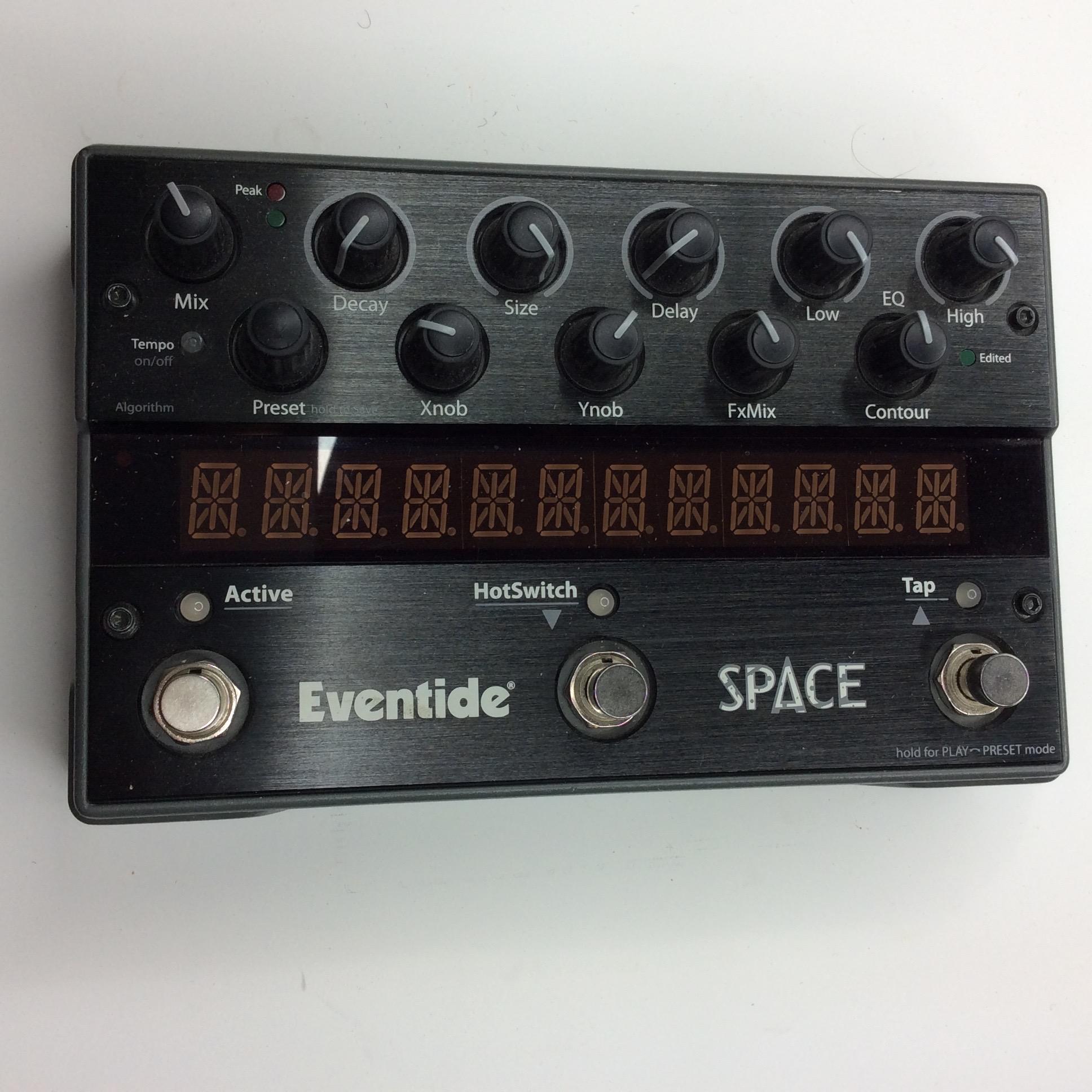 SPACE  Make: Eventide