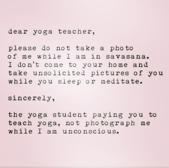 Slow Down. Be Intentional.  Notice the energy that you're bringing into the yoga space. 💜🙏🏽 #yeahyoga #education #healing #intentions #yogateacher #tipsntricks