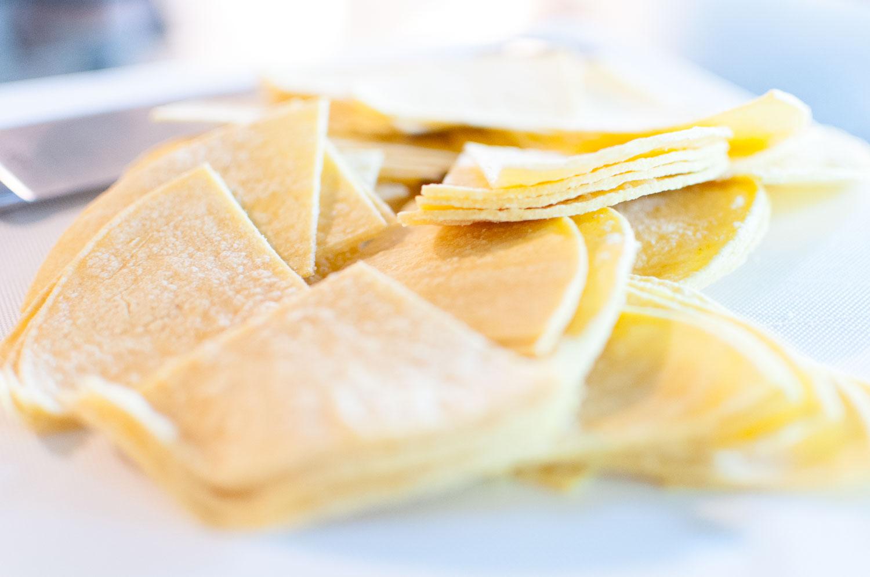 Easy Tortilla Chips   Kitchen Lush