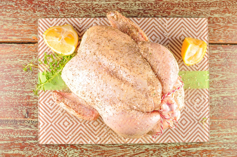 skillet roast chicken | kitchen lush