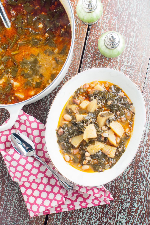 caldo gallego | kitchen lush