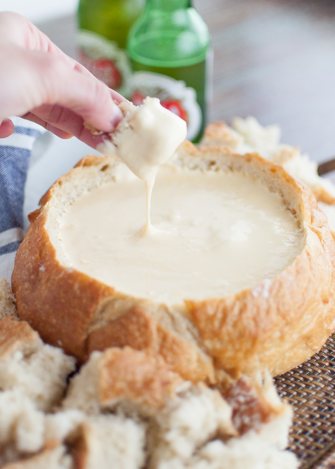beer cheese dip | kitchen lush