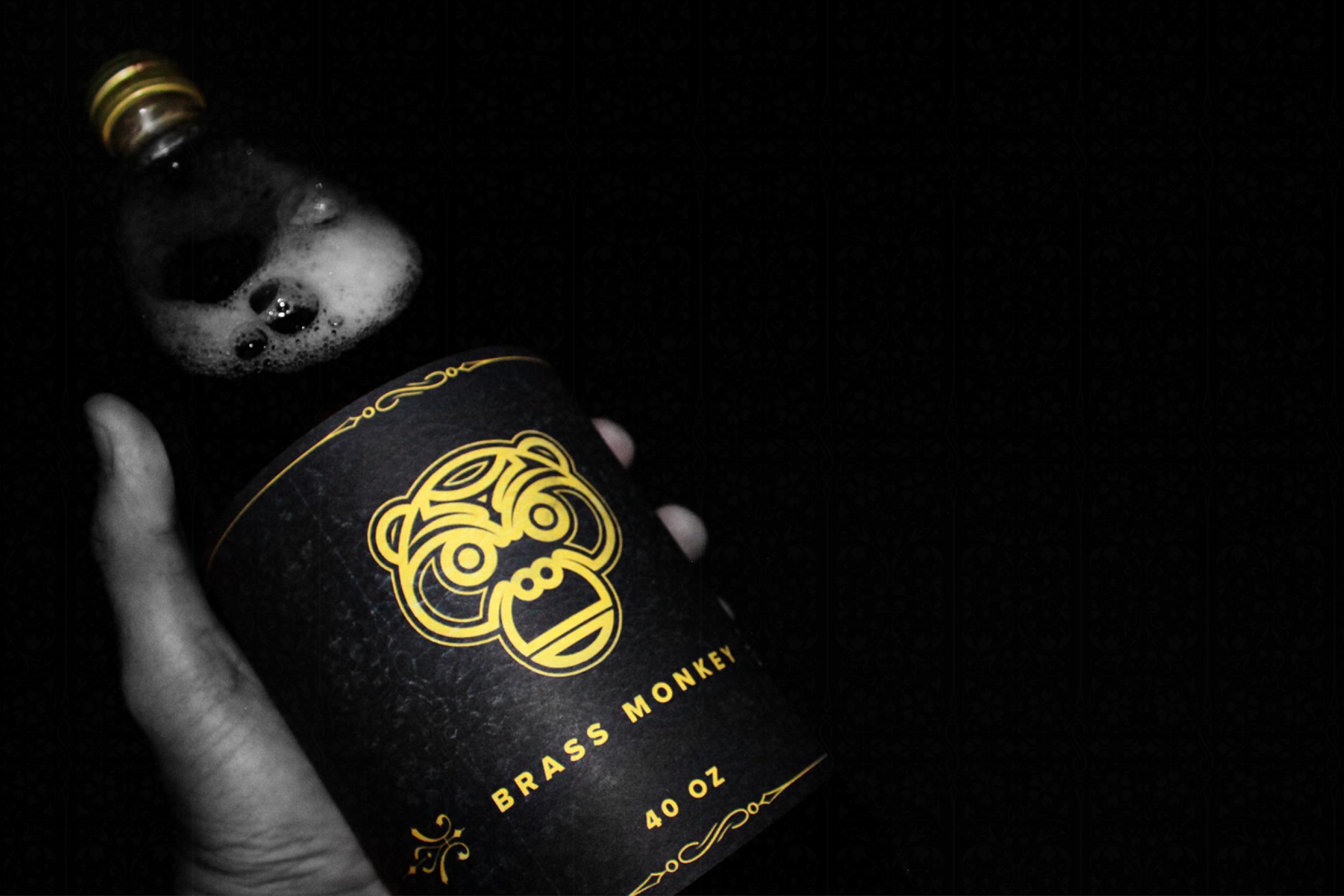 BM bottle