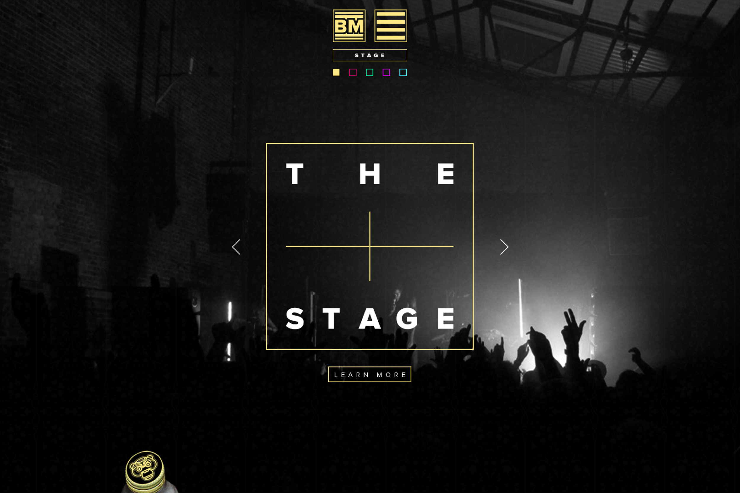 BM Stage