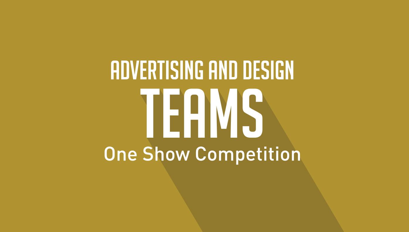 One Show Teams Plaque Portfolio Studio