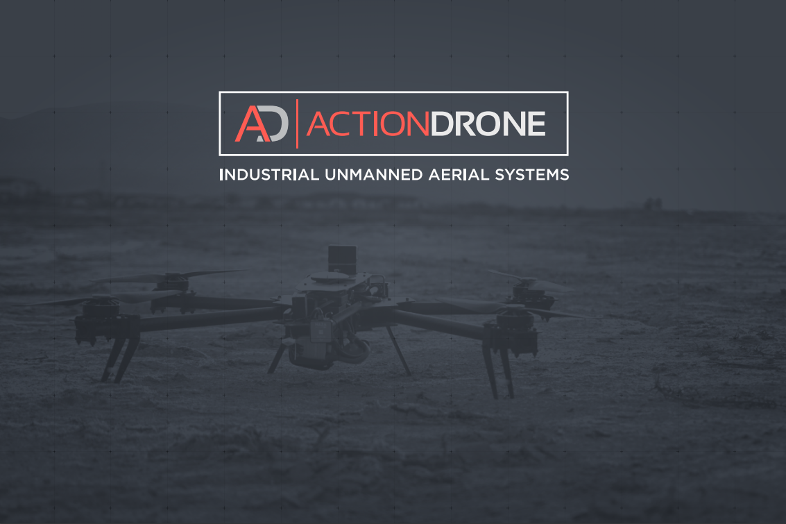 John B Action Drone Website