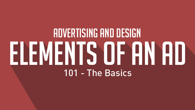 Elements of an Ad