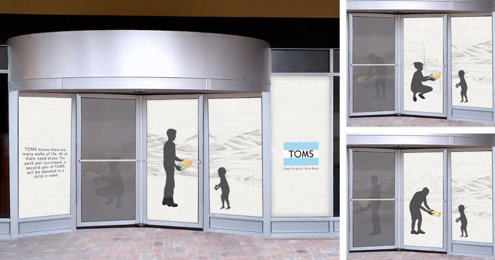 Tom's revolving door