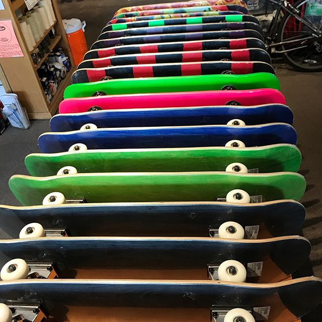 Who needs a skateboard!? #sdsskateboards in stock now!