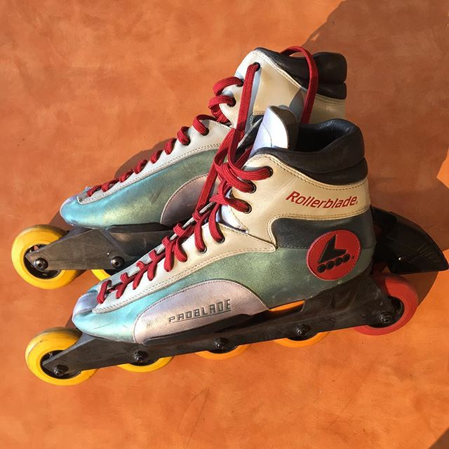 1986 called. They want their #rollerblades back. Only $29.99!