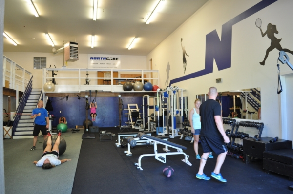 Inside Northcore Performance Training