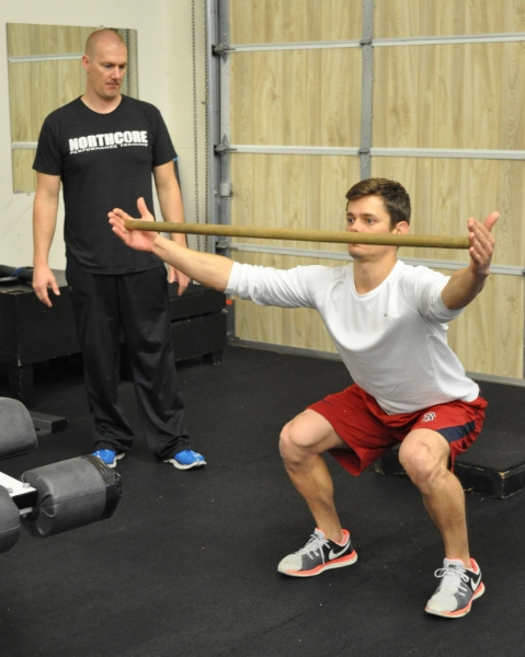 Balance and flexibility training and assessment for proper movement