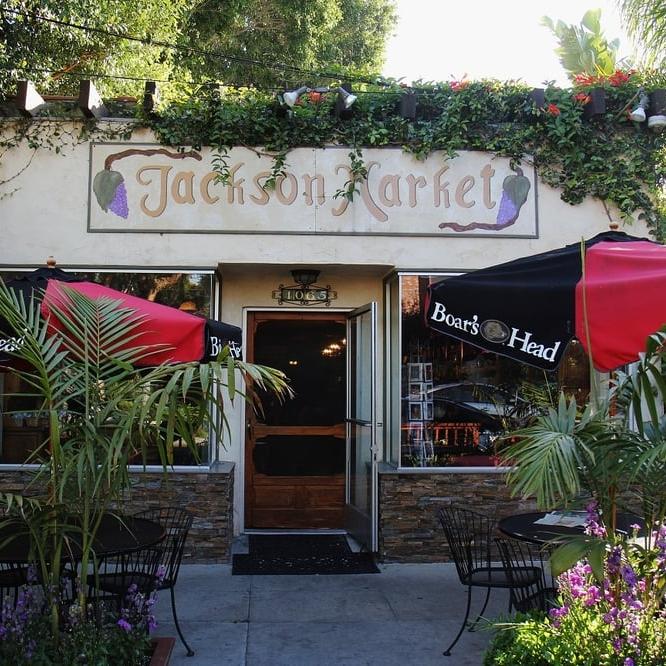 JACKSON MARKET & DELI: CULVER CITY  4065 Jackson Ave., Culver City, CA 90232  Phone: 310-425-8426