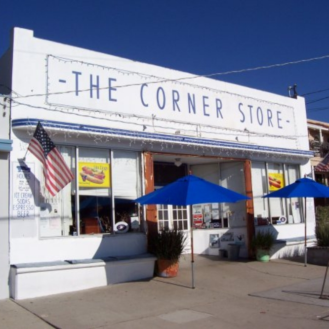 THE CORNER STORE: SAN PEDRO 1118 W. 37th ST., San Pedro, CA 90731 Phone: (310) 832-2424