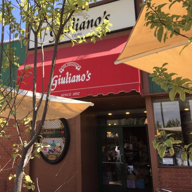 GIULIANO'S DELICATESSEN AND BAKERY: GARDENA  1138 W. Gardena Blvd., Gardena, CA 90247  Phone: (310) 323-6990