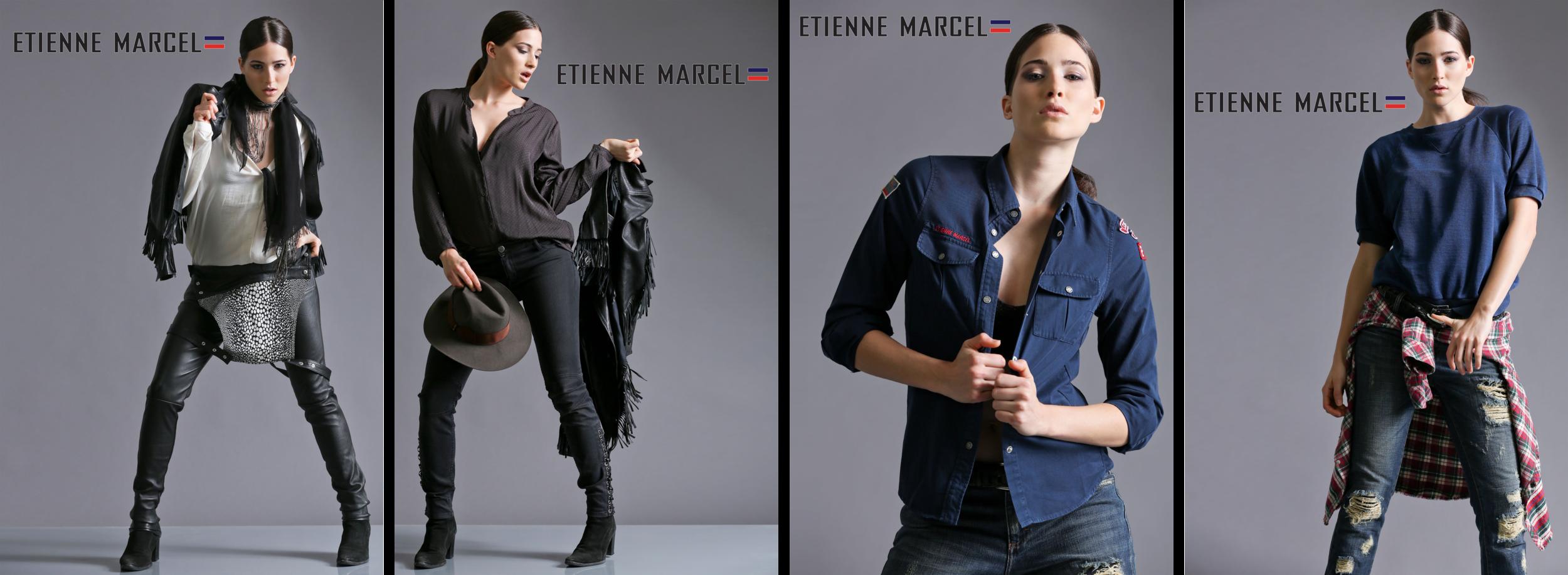 HLS Media Graphic Design Etienne Marcel