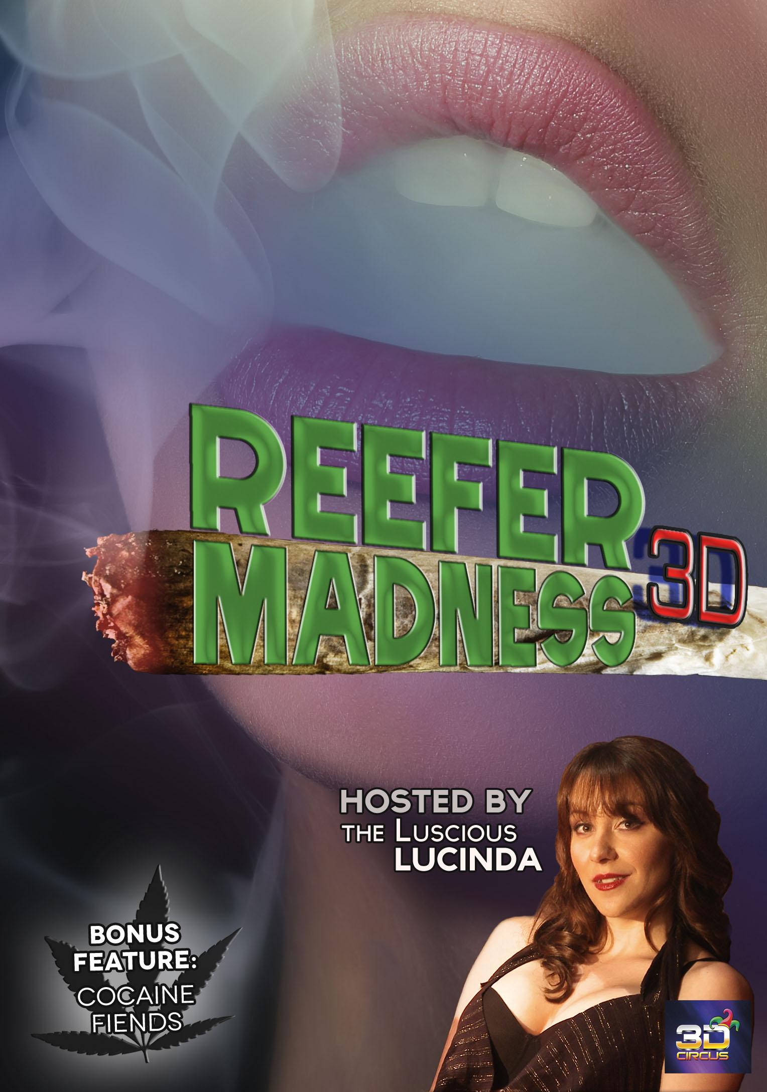 HLS Media Graphic Design Reefer Madness 3D