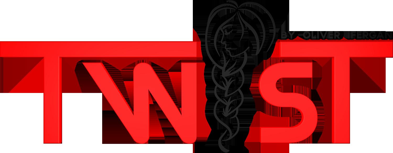 HLS Media Logo Design Twist by Oliver